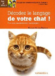 Décodez le langage de votre chat
