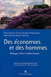 Des économies et des hommes