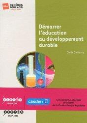 Démarrer l'éducation au développement durable
