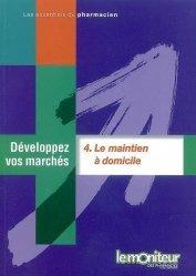 La couverture et les autres extraits de Gérez votre officine 4 Comptabilité et instruments de gestion