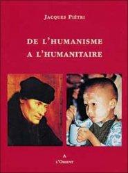 De l'humanisme à l'humanitaire
