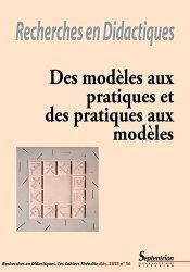 Des modèles aux pratiques et des pratiques aux modèles