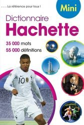 Dictionnaire Hachette MINI