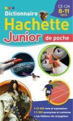 Dictionnaire Hachette Junior de Poche CE-CM