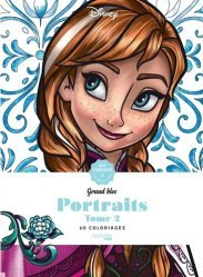 Disney Portraits Tome 2
