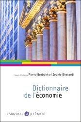 Dictionnaire de l'économie