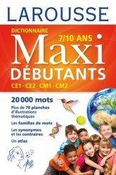 Dictionnaire Maxi débutants