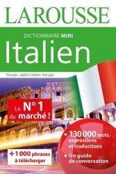La couverture et les autres extraits de Dictionnaire mini plus italien
