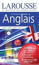 Dictionnaire Larousse poche Anglais. Edition bilingue français-anglais