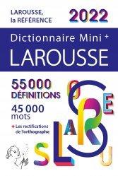 Dictionnaire Larousse Mini plus 2022