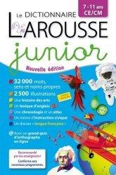 Dictionnaire Larousse junior CE/CM