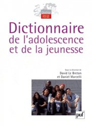 Dictionnaire de l'adolescence et de la jeunesse