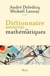 Dictionnaire amoureux des mathematiques