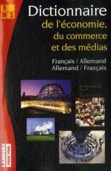 Dictionnaire de l'économie, du commerce et des médias