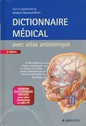 Dictionnaire médical avec atlas anatomique + ebook