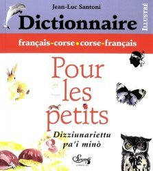 Dictionnaire français-corse et corse-français pour les petits