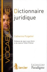 Dictionnaire juridique. Définitions, explications et correspondances