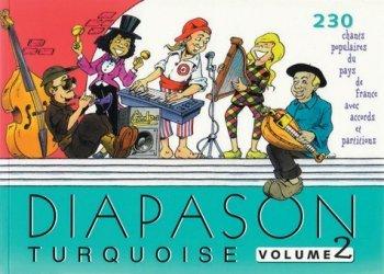 Diapason Turquoise