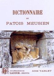 Dictionnaire du patois meusien