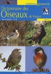 Dictionnaire des oiseaux de France