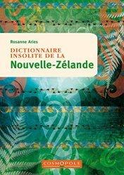 Dictionnaire insolite de la Nouvelle- Zélande