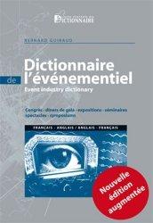 Dictionnaire bilingue de l'événementiel