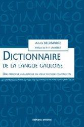 Dictionnaire de la langue gauloise