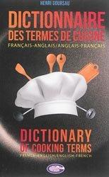 Dictionnaire des Termes de Cuisine