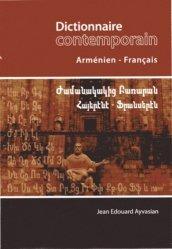 Dictionnaire Contemporain Arménien-Français