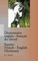 Dictionnaire anglais-français du cheval