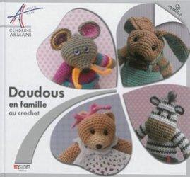 Doudous en famille au crochet