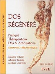 Dos régénéré. Pratique Thérapeutique, Dos & Articulations