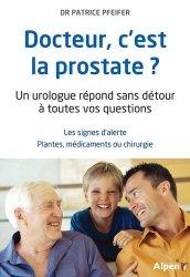 Docteur c'est la prostate?