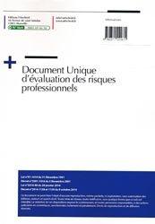 Document unique métier : Informaticien - Informatique - Version 2016