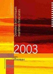 Données économiques maritimes françaises 2003