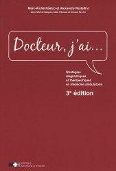 Docteur, j'ai...