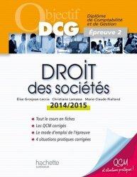Droit des sociétés DCG 2