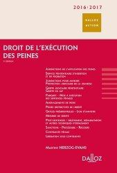 La couverture et les autres extraits de Dictionnaire de droit administratif . 6e édition