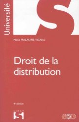 Droit de la distribution. 4e édition