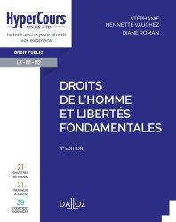 La couverture et les autres extraits de L'essentiel du droit des libertés fondamentales. 2e édition