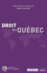 Droit du Québec