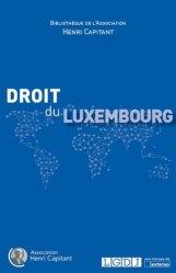 Droit du Luxembourg