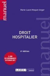Droit hospitalier. 6e édition
