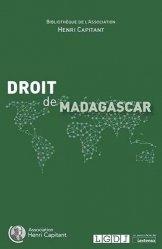 Droit de Madagascar