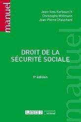 Droit de la Securité sociale