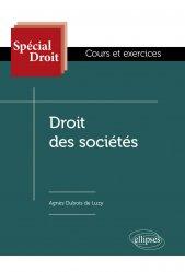 La couverture et les autres extraits de Droit des sociétés commerciales. 5e édition