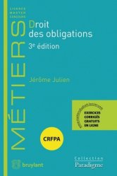 Droit des obligations. 3e édition