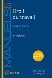 La couverture et les autres extraits de Droit institutionnel, matériel et contentieux de l'Union européenne
