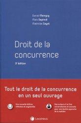 Droit de la concurrence. 3e édition
