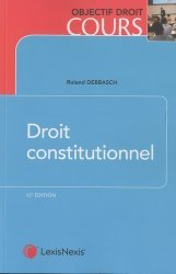 Droit constitutionnel. 12e édition